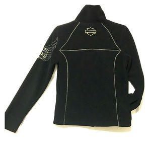 Harley Davidson women's Fleece zip up